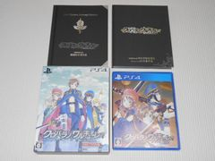 PS4★クロバラノワルキューレ 特別装丁生産限定版