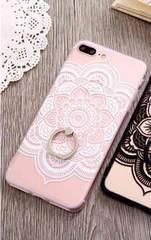 新品 iPhone7 plus iPhone8 plus用 ケース ホワイト�A
