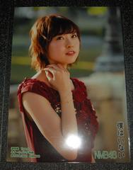 NMB48 僕はいない 店舗別生写真  渡辺美優紀