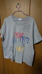 5L☆Tシャツ☆グレー