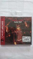 未開封初回限定CD+DVD !! 火星ツイスト / ギターウルフ