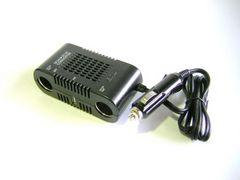 激安 DCDC デコデコ 8A ソケットタイプ USB端子付