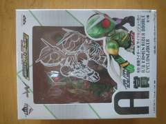 一番くじ 仮面ライダーW A賞 サイクロンジョーカー