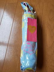 ☆新品未使用☆Rire girls ☆女の子用折り畳み傘