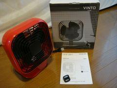 新品 IDEA デザイン 扇風機 サーキュレーター VINTO fan