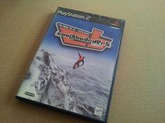 PS2☆クールボーダーズ コードエイリアン☆スノボーゲーム。