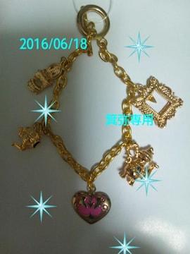 2009年お茶会風ブレスレット◆甘ロリ/姫系◆秋冬に即決