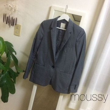 moussy テーラードジャケット