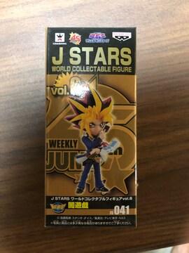 ★J STARS ワールドコレクタブル 遊戯王『闇遊戯』ジャンプ★