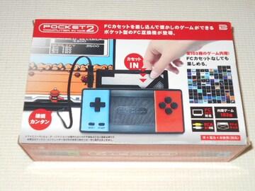 FC★POCKET 2 COMPUTER IN 103 ファミコンカセット対応