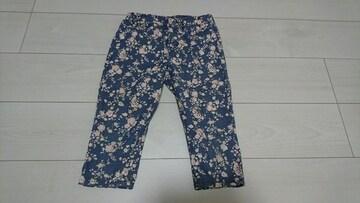 春、夏用*GU*女の子ズボン*120�p〜*美品