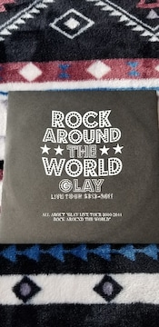 ROCK AROUND THE WORLD GLAY LIVE TOUR 2010-2011