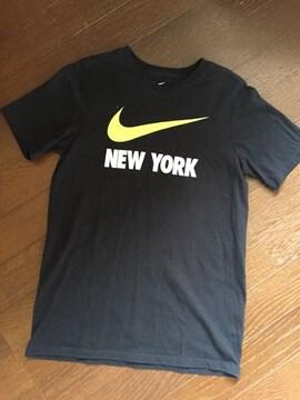 海外☆NIKE NEW YORK Tシャツ ブラック ナイキ限定