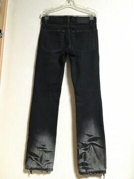 ルグランブルー LGB デニム パンツ ダメージ ST