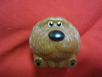 レア限定 ペット 犬 デューク 押すと音が鳴るミニフィギュアマスコット 未使用