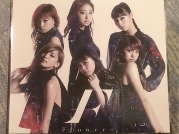 激安!激レア!☆Flower/瞳の奥の銀河☆初回限定盤/CD+DVD☆美品!