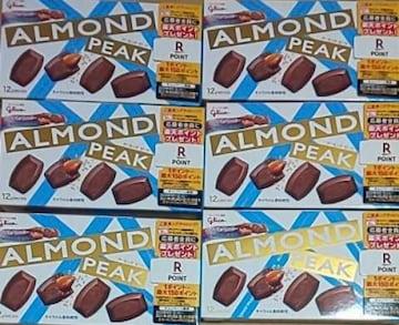 アーモンドピーク塩キャラメル6箱