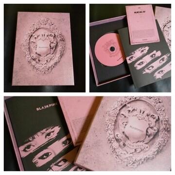 BLACKPINK★ Kill This Love★特典DVD付 ロゼ ジェニ  リサ  ジス
