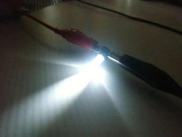 24V/HINOグランドプロフィア/エアコンパネル照明用LED/ホワイト