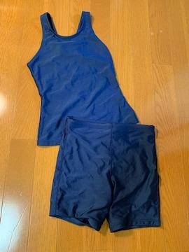 レディース・セパレートタイプ女子練習用競泳 S