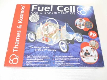 Thames & Kosmos★Fuel Cell CAR & EXPERIMENT KIT