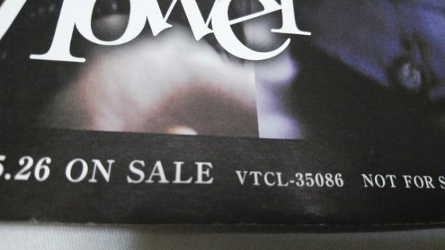 Rayflower2010年購入特典ポスター◆ラスト1点◆18日迄の価格即決 < タレントグッズの