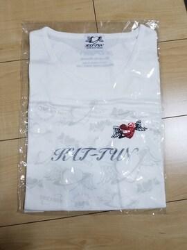 新品 KAT-TUN 2009 ドームコンサートTシャツ