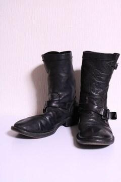 BACKLASH バックラッシュ エンジニア レザー ブーツ 26.5cm