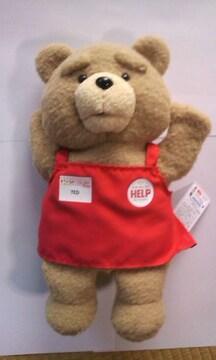 ted テッド 俺と一緒にあそぼうぜ パペット