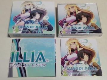 CD[サントラ] テイルズオブエクシリアオリジナルサウンドトラック 4枚組