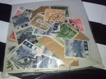 古い使用済み切手まとめ売り