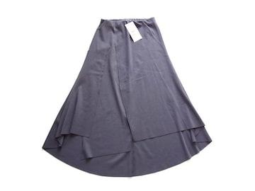 新品 DHOLIC ディーホリック フレア ロング スカート