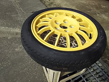 サバンナ RX-7FC3S 純正 テンパータイヤ 未使用