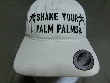 ボルコム【SHAKE YOUR PALM PALMS】ヤシの木 刺繍入りCAP