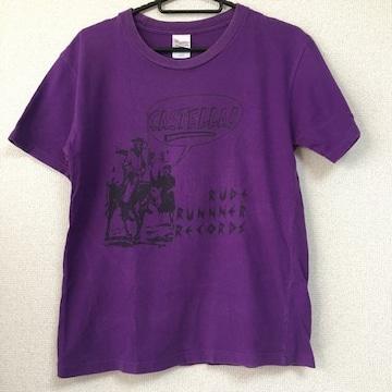 大阪CASTELLA Tシャツ サイコビリー ネオロカ ロカビリー