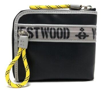 ほぼ新品未使用ヴィヴィアンウエストウッド財布コンパク