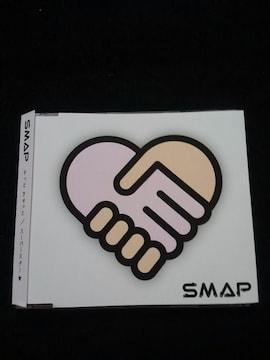 SMAP マキシシングル そっときゅっと 大人気 解散 帯付き