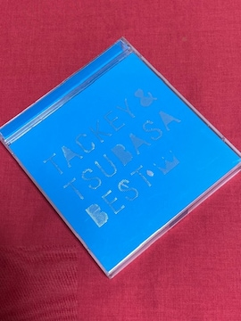 【送料無料】タッキー&翼(BEST)初回盤CD+DVD