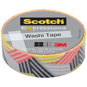 海外製品Scotch 3M Washi TapeマスキングテープWrapped