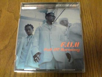 F.O.H CD Full Of Harmony R&Bコーラス