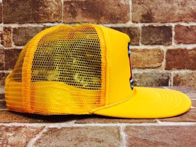 表記F/新品!ハーレー 刺繍 ワッペン No1 メッシュキャップ 帽子 バイク バイカー 64 < 男性ファッションの