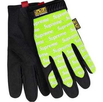 Supreme Mechanix Original Gloves Green M グローブ 手袋