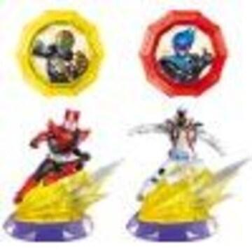 仮面ライダーサモンライドSR-01光のライドフィギュア&チップセット