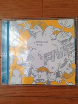"RIP  SLYME  ""FIVE""送料込み¥350スタ"
