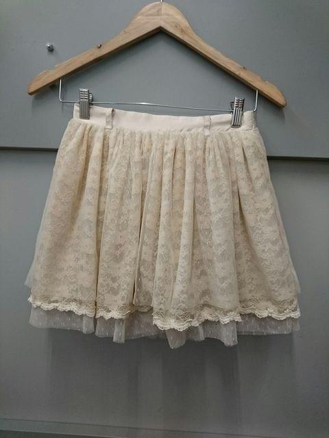 Ank Rouge☆チュール重ねスカート  < ブランドの