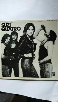 LPレコード、スージークワトロ