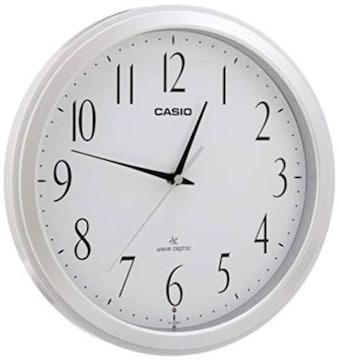 カシオ インテリア電波クロック IQ-1060J-7JF 電波時計 柱時計
