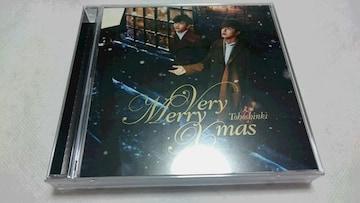 *☆東方神起★Very Merry Xmas(CD+DVD)♪