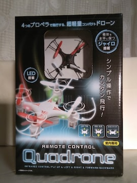 RC コンパクトドローン