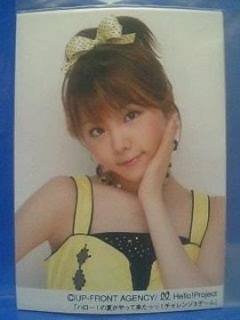 チャレンジ3ゲーム第1弾 特典写真・L判1枚 2006.7/田中れいな